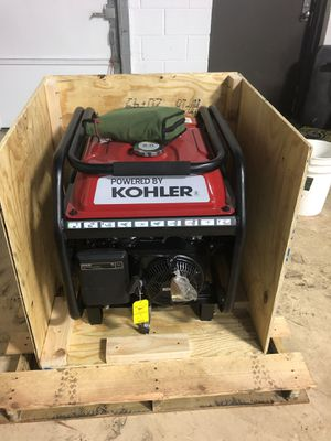 10,000 watt generator for Sale in Southfield, MI