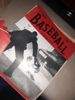 1945 baseball Magazine lot of 19 for Sale in Varna, IL