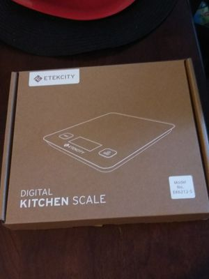 Kitchen food scale for Sale in Pittsburgh, PA