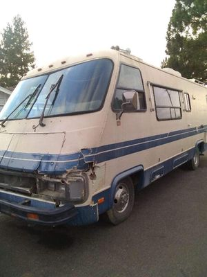 1983 chevy motorhome for Sale in San Jose, CA