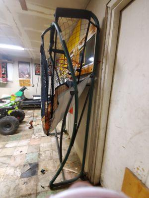 Lancaster Ez fold basketball hoop for Sale in Phoenix, AZ