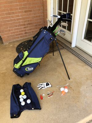 Tour Kids Junior 5-Club Stand Bag Set for Sale in Grapevine, TX