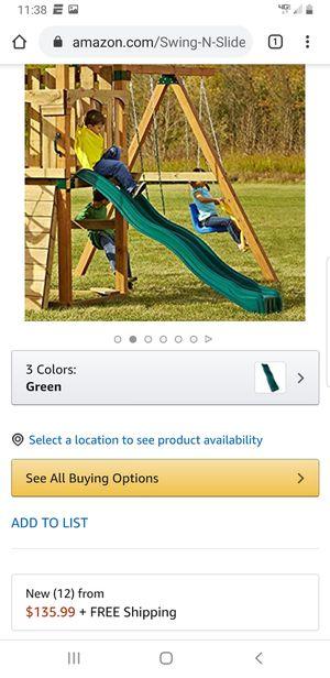 Big backyard slide for Sale in Alta Loma, CA