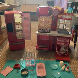 Doll Dream Kitchen for Sale in Germantown, MD