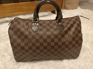 Louis Vuitton - Speedy 35 in Damier Ebene for Sale in Elizabeth, NJ