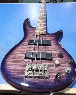 Ibanez 4 String electric Bass Guitar for Sale in Bridgeport, CT