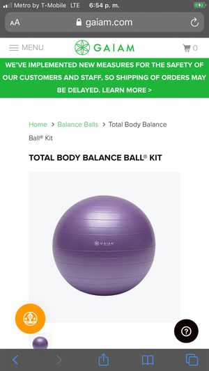 Yoga ball for Sale in Bakersfield, CA