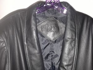 Gitano Women's Black Leather Jacket for Sale in Dallas, TX