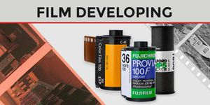 Film developing C-41 & B&W 35mm & 120mm processing. for Sale in Los Angeles, CA