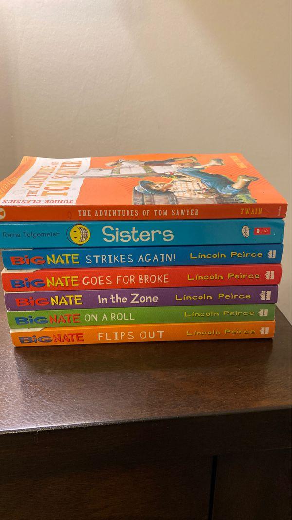 Lot of 7 Books