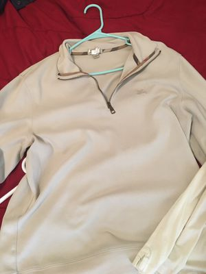 Burberry men's sweater for Sale in Milwaukee, WI