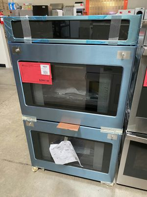 """New! GE Cafe 30"""" Built In Double Wall Oven ON SALE!1 Year Manufacturer Warranty Included for Sale in Gilbert, AZ"""