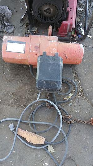 Mechanic winch for Sale in Phoenix, AZ