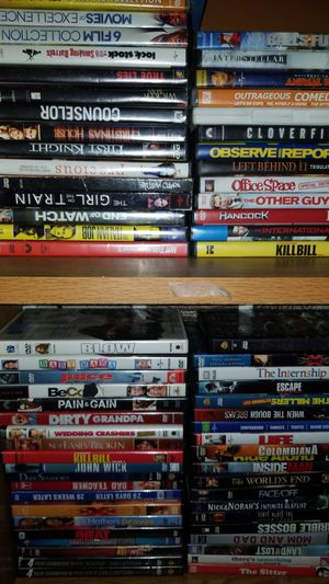 $1DOLLAR DVDS for Sale in Alpharetta, GA