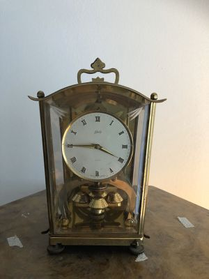Antique clock made in Germany 🇩🇪 no. Key 🔑 for Sale in Wilmette, IL