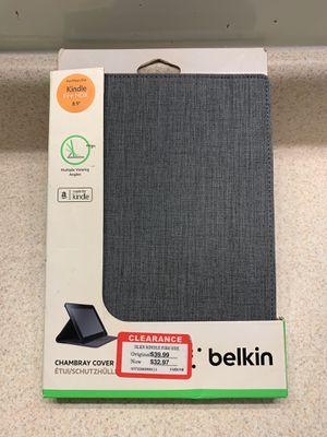 Kindle Fire 🔥 Amazon 8, Belkin for Sale in Seattle, WA