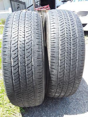 255/70/18 Bridgestone for Sale in Largo, FL