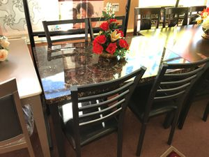 Dining table and four chairs for Sale in Takoma Park, MD