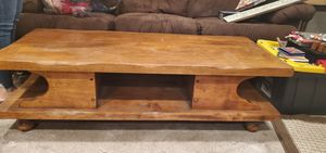 Wood Coffee Table for Sale in Covina, CA