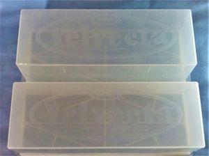 VTG KRAFT VELVEETA CHEESE 2 LB BLOCK STORAGE KEEPER CONTAINER BOX SHEER PLASTIC- for Sale in Northfield, OH