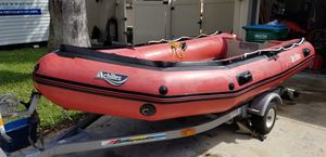13 ft Zodiac style inflatable boat for Sale in Tarpon Springs, FL