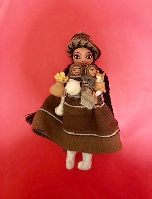 Collectible doll for Sale in Ashland, OR