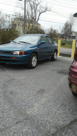 1996 Subaru Impreza AWD 5spd for Sale in Johnson City, TN