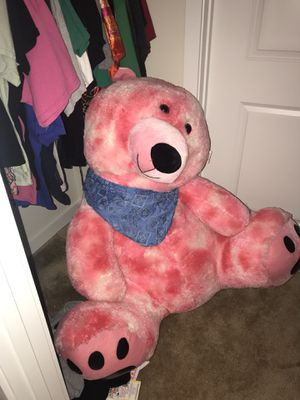 Giant teddy bear for Sale in Denton, TX