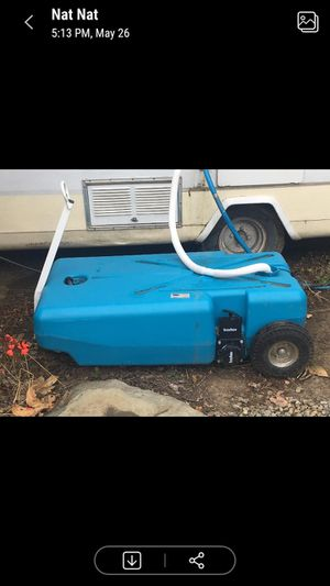 Camper waste system for Sale in Ventura, CA