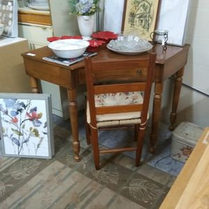 Heywood wakefield solid wood corner desk not put together yet for Sale in Pinellas Park, FL