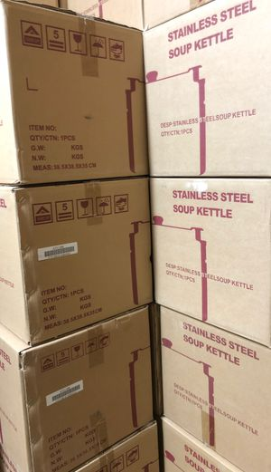 Restaurant Soup Kettles Wholesale Cooking Equipment, and More! for Sale in Laurel, MD
