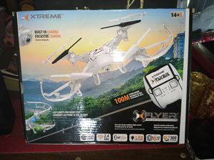 X-Treme Drone w/ Built in Camera for Sale in Fortville, IN