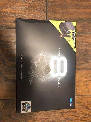 Go pro Hero 8 (new) black for Sale in Richland, WA