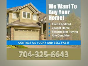 FULL PRICE FOR YOUR HOUSE for Sale in Charlotte, NC