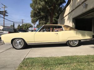 1970 Chevy Monte Carlo for Sale in Norwalk, CA