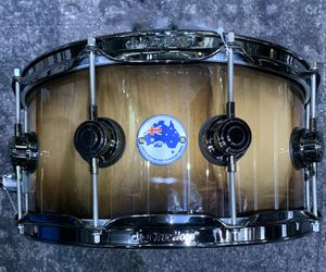 DW Collector's Series Limited Edition Pure Tasmanian Timber Snare Drum for Sale in March Air Reserve Base, CA