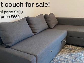IKEA Pullout Couch *Used For A Month for Sale in Miami,  FL