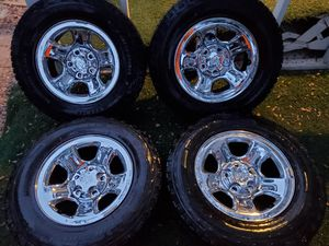 "Dodge Ram 1500 17"" Rims & Tires for Sale in Jamul, CA"