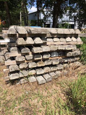 Concrete tire stops for Sale in Fort Walton Beach, FL