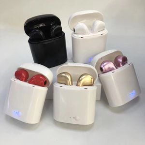 Brand new bluetooth wireless earphones headset headphones with portable charging case. Compatible with any bluetooth device. for Sale in Plantation, FL