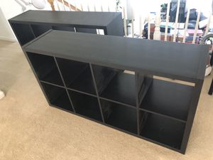 2 Ikea book shelves :: Moving Sale for Sale in San Jose, CA
