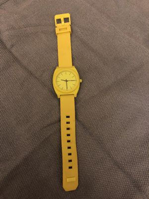 Authentic Nixon The Time Teller P Watch - Lime Green - PICKUP IN AIEA - I DON'T DELIVER for Sale in HI, US