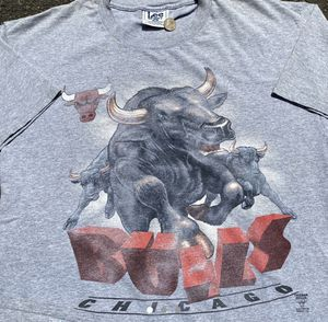 Vintage 90s bulls shirt for Sale in Ontario, CA