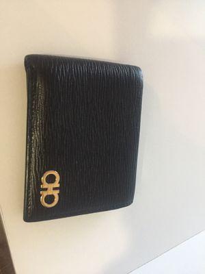 New Authentic Salvatore Ferragamo Men Wallet for Sale in Laveen Village, AZ