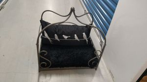 Custom Wrought Iron Dog Canopy Bed for Sale in Atlanta, GA