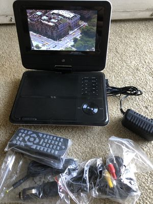"""GPX 9"""" Portable DVD Player for Sale in Des Plaines, IL"""