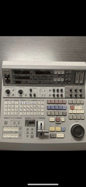 Sony FXE-120 Video Editing System VTR Controller for Sale in Happy Valley, OR