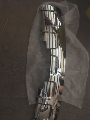 New OEM Chevrolet/GM 10-14 Equinox Bumper Trim Chrome for Sale in Portland, OR