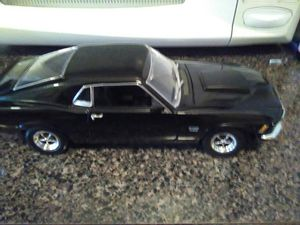 1970 boss 429 mustang 1:18 diecast car excellent for Sale in Philadelphia, PA
