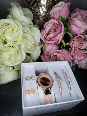 Catherin Malandrino Watch Set for Sale in Portland, OR